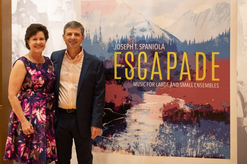 Escapade Album Release Party 2019