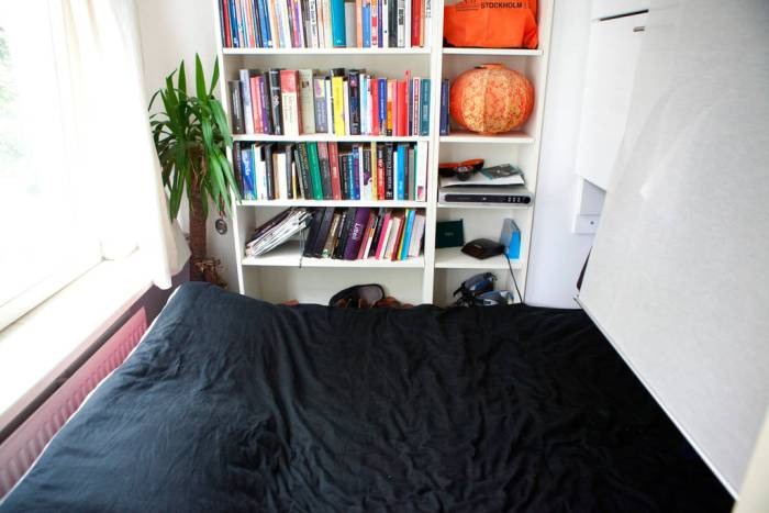 Airbnb - Amsterdam Bedroom