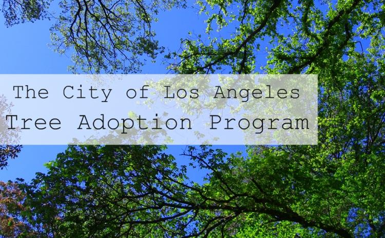 Los Angeles Tree Adoption Program