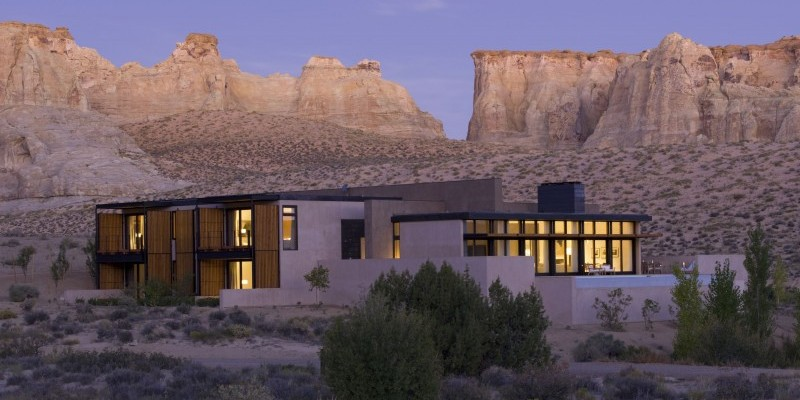 The Mesa at Amangiri – Luxury Residences in the Desert