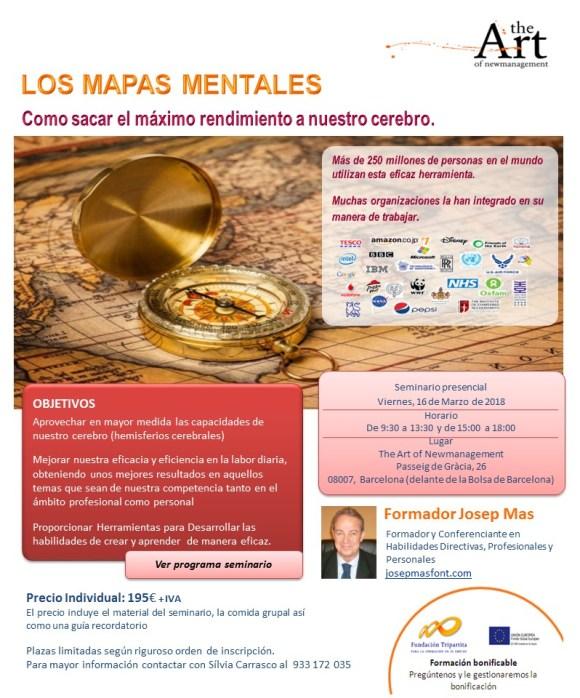 16 Marzo Los Mapas Mentales