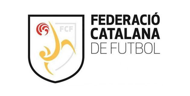 federació catalana de futbol logo