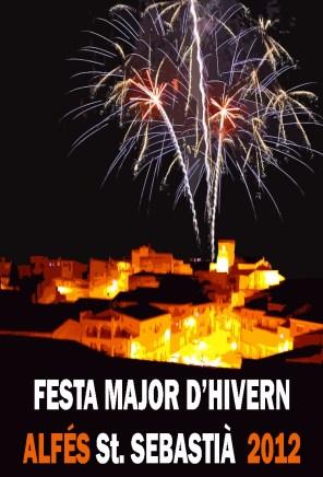 cartell festa major 2012