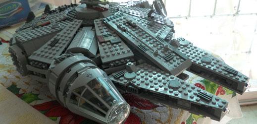 Lego Millenium Falcon (7965)