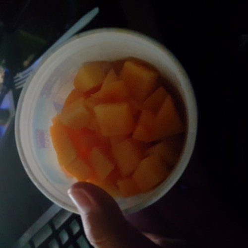 Melon picado