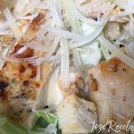 receta de ensalada césar