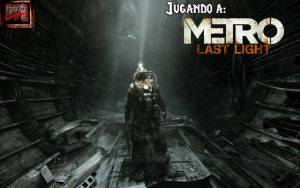 Metro Last Light Gameplay