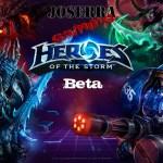 ¿Quieres una beta de Heroes of the Storm GRATIS?