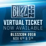 Ya se pueden comprar las entradas para la Blizzcon 2016