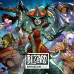 Sigue a Blizzard en la Gamescom