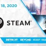 Los juegos de Quantic Dream llegan a Steam