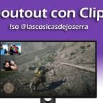 Cómo mostrar clips al hacer un shoutout