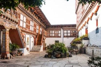 Bhutan - Paro Gangtey Palace Hotel