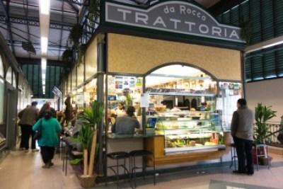 Tuscany - Florence's San'Ambrogio Market.