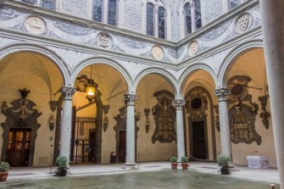 Tuscany - Florence. Palazzo Medici Riccardi.