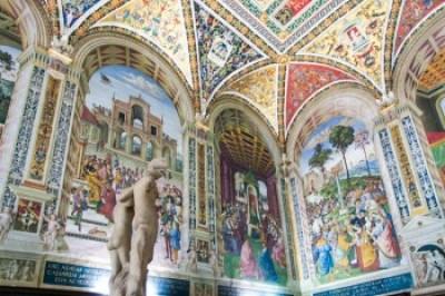 Tuscany - Siena Duomo.