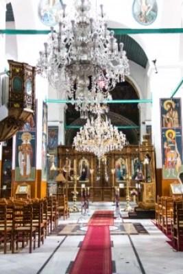 Greece - Pindus. Krikelo church.