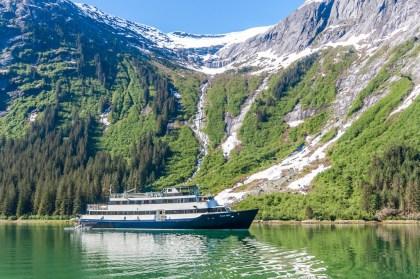 Alaska Inside Passage Ford's Terror.