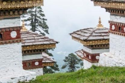 Bhutan -Dochu La Pass