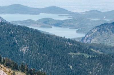 Greece - Pindus, Niala Peak