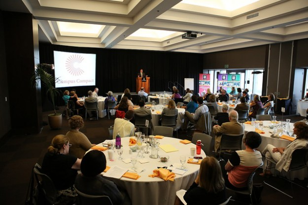 National Campus Leadership Network Conference at LaVerne University