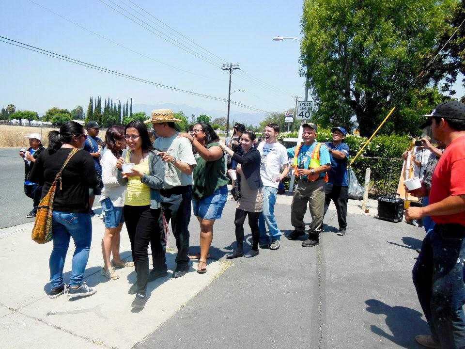 Fernando Pdraza Memorial Celebration - FPCC