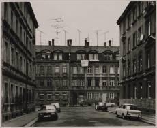 Salzmannstrasse, Leipzig 1991 1991 by Thomas Struth born 1954