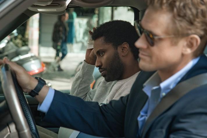 Locarno 2021: Beckett – Josh at the Movies