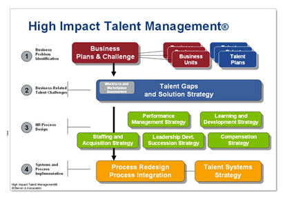 High Impact Talent Management Strategy Process