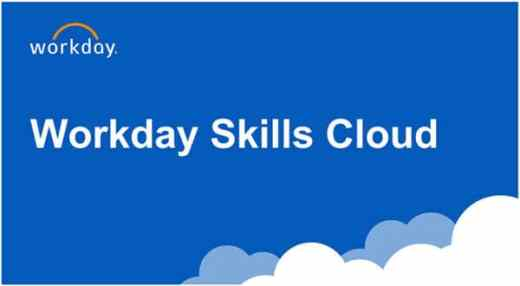 workday skills cloud