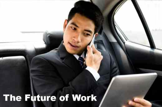 careers future of work