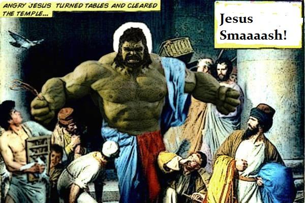 JesusSmash