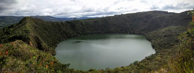Guatavita-lagoon