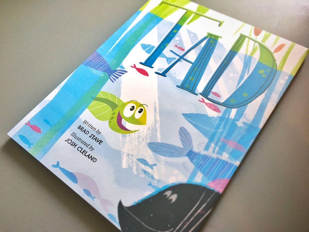 TAD picture book