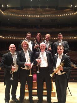 Calgary Philharmonic Trumpet Section (Mahler 8)