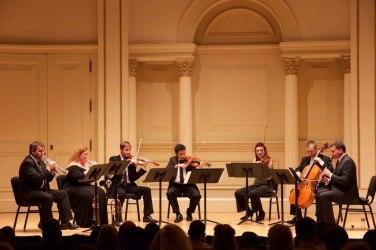 Imbroglio Sextet - Carnegie Hall