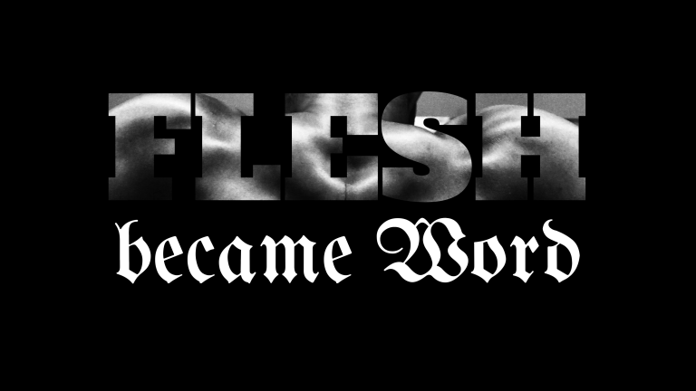 And the Flesh became Word: Reversing the Incarnation