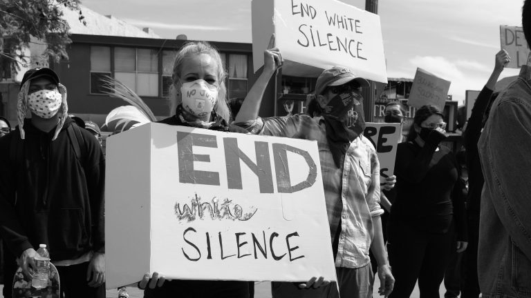 Enter Into Your Whiteness: Racism 101 For White People