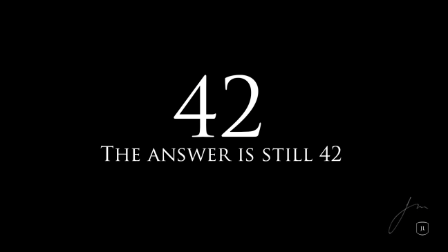 the-answer-is-still-42