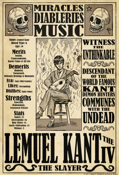 Lemuel Kant IV: Facts page