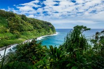 Hana Road, Maui HI