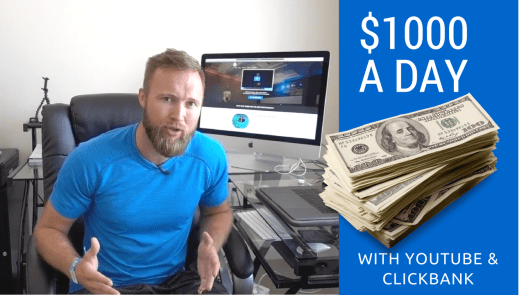 $1000 A Day w/ YouTube & ClickBank