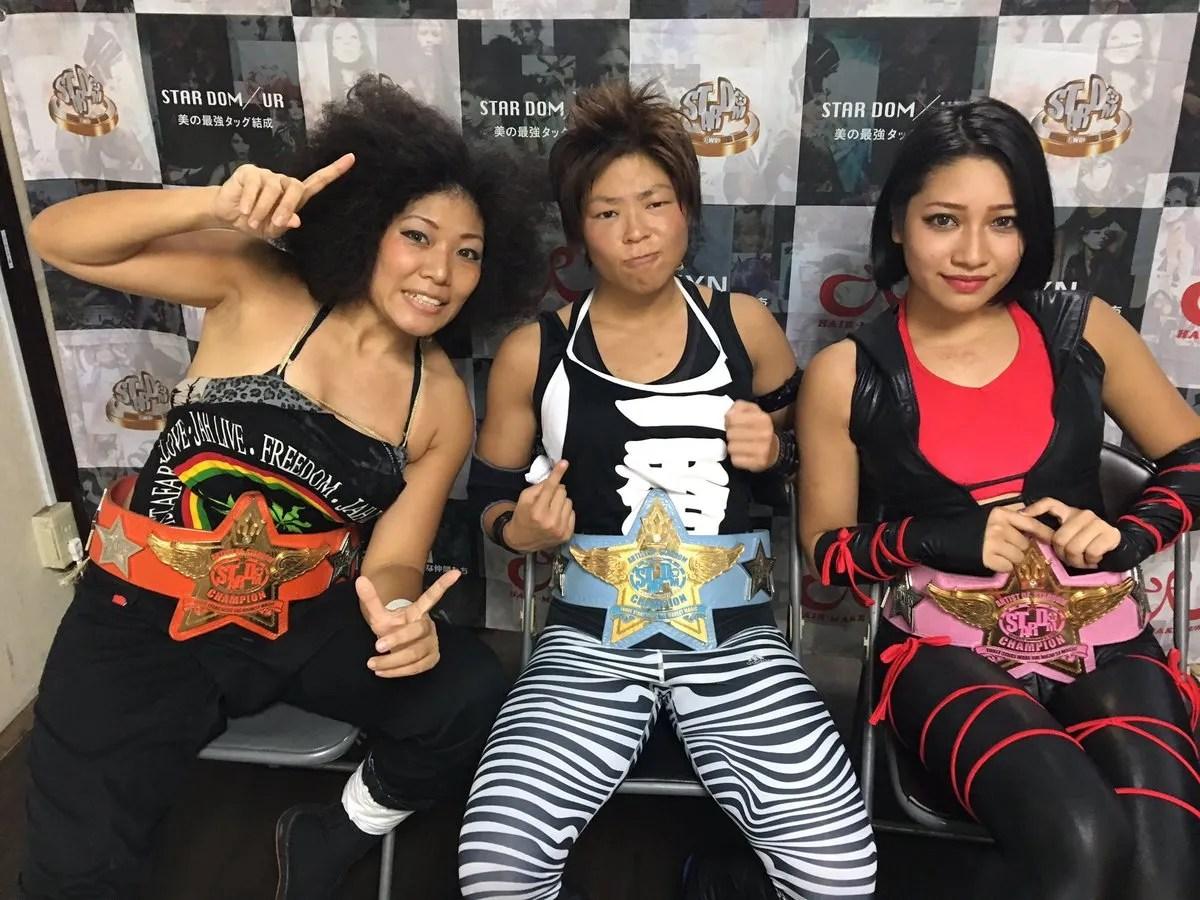 Asuka and the three men - 5 7