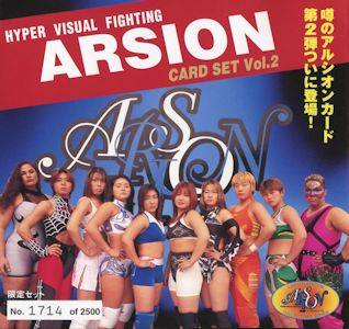 ARSION Card Set Vol. 2