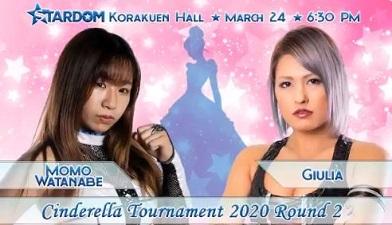 Momo Watanabe vs. Giulia