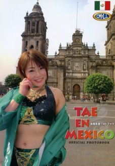 Tae Honma in Mexico Cover