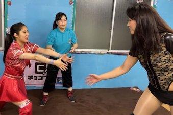 ASUKA vs. Mei Suruga