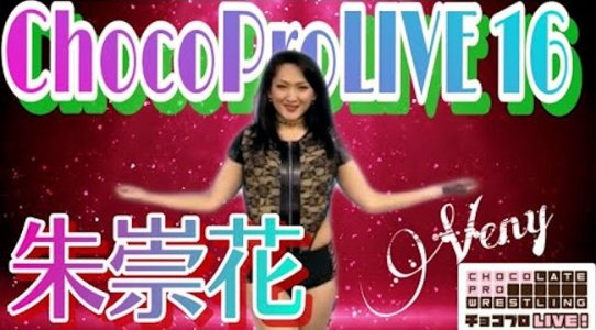Gatoh Move ChocoPro #16 Banner