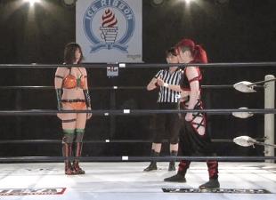 Akane Fujita vs. Suzu Suzuki