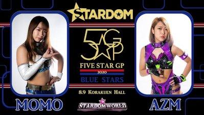 Momo Watanabe vs. AZM